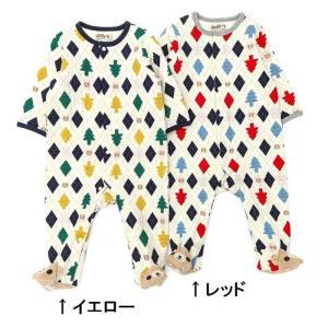 Piccolo (ピッコロ ) 足付きカバーオール (70〜80cm)  男の子 70cm 80cm キムラタン 子供服 綿100% あすつく|baby-kids-kimuratan
