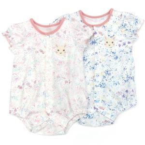 あすつく ベビー 女の子 キムラタン coeur a coeur クーラクール  ボディシャツ 60 70 80|baby-kids-kimuratan