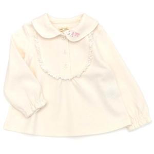 子供服 女の子 キムラタン coeur a coeur クーラクール  ブラウスTシャツ 70 80 90 95 100 綿100% baby-kids-kimuratan