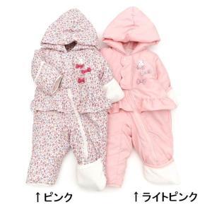 あすつく ベビー 女の子 キムラタン coeur a coeur クーラクール  ジャンプスーツ 70 80|baby-kids-kimuratan