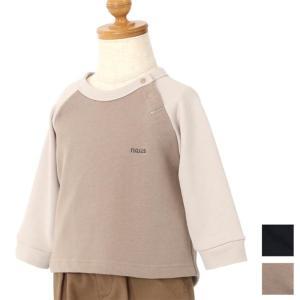 【nousノベルティ対象商品】n.o.u.s (ノウズ ) トレーナー (80〜130cm)  男の子 キムラタン 子供服 本体綿100% あすつく|baby-kids-kimuratan