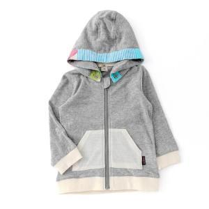 初夏や、冷房対策には必須の長袖パーカーです。UVカット加工・フード取り外しOKで、何にでも合わせやす...