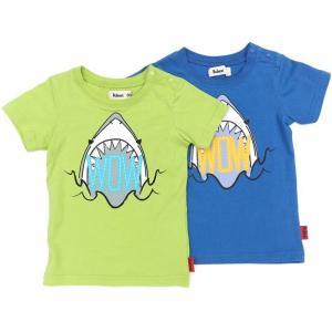 あすつく 子供服 男の子 キムラタン Bobson ボブソン  Tシャツ(半袖) 80 90 95 100 110 120 130 baby-kids-kimuratan