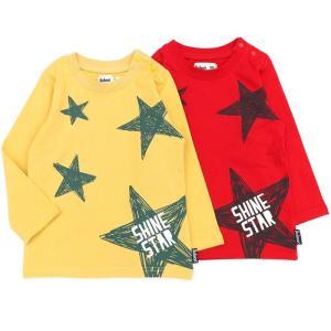 あすつく 子供服 男の子 キムラタン Bobson ボブソン  Tシャツ(長袖) 80 90 95 100 110 120 130 本体綿100%|baby-kids-kimuratan