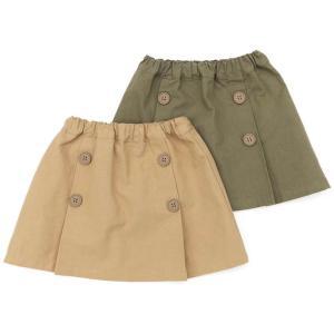 子供服 女の子 キムラタン Bobson ボブソン  スカート 80 90 95 100 110 120 130 綿100% baby-kids-kimuratan