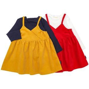子供服 女の子 キムラタン Bobson ボブソン  ワンピース 80 90 95 100 110 120 130 綿100%|baby-kids-kimuratan