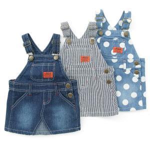 あすつく 子供服 女の子 キムラタン Bobson ボブソン 80 90 95 100 110 120 130 ジャンパースカート|baby-kids-kimuratan