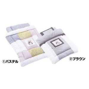 レンタル延長1ヶ月*小型100×63小型ベッド用布団4点セット レンタルベッドオプション|baby-land