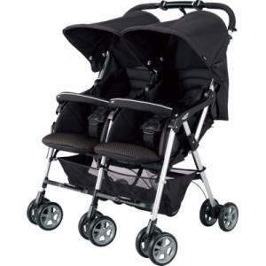 レンタル延長1ヶ月 コンビ ツインスピンGC 二人乗りベビーカー ベビー用品|baby-land