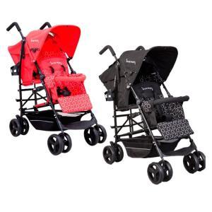 レンタル延長1ヶ月日本育児 DUOシティHOP 二人乗りベビーカー ベビー用品|baby-land
