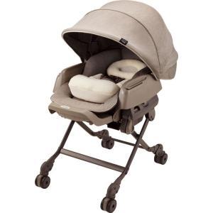 【レンタル5ヶ月】電動 コンビ ネムリラ AUTO SWING BEDi おやすみドーム エッグショック ヘーゼルベージュ(BE) 164788 ベビー用品|baby-land