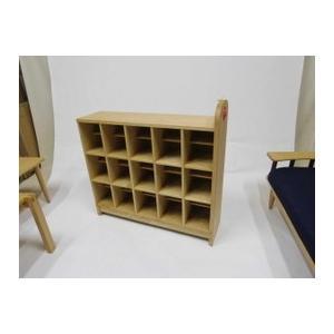 遊木舎 KID03 栗の木シューズボックス(15名用)
