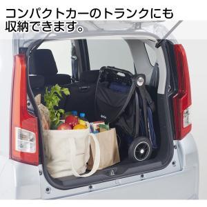 ベビーカー A型 アップリカ イージーバギー グレーGR 2079004 Aprica Easy Buggy 送料無料 イージー・バギー|baby-land|16