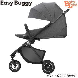 ベビーカー A型 アップリカ イージーバギー グレーGR 2079004 Aprica Easy Buggy 送料無料 イージー・バギー|baby-land|04
