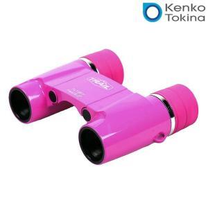 Kenko Tokina ケンコー 双眼鏡 TRAIL 7×18FF フリーフォーカス ピンク ブリスター