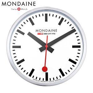 Mondaine モンディーン ウォールクロック ホワイト A990.CLOCK.16SBB baby-sies