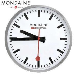 Mondaine モンディーン ウォールクロック 40cm セイコームーブメント A995.CLOCK.16SBB baby-sies