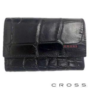 CROSS クロス キーケース COCO キーホルダー ブラック|baby-sies