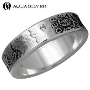 AQUA SILVER アクアシルバー シルバー リング 指輪 メンズ レディース コイン|baby-sies