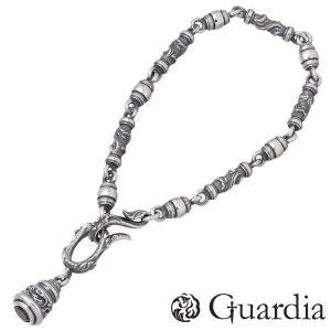 Guardia ガルディア Aster アステール シルバー ブレスレット L|baby-sies