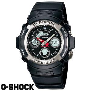 G-SHOCK CASIO カシオ・Gショック COMBINATION AW-590-1AJF 国内正規モデル|baby-sies