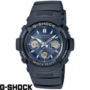 G-SHOCK CASIO カシオ・Gショック 電波ソーラー AWG-M100SB-2AJF 国内正規モデル|baby-sies