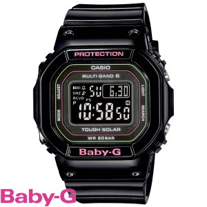 Baby-G CASIO カシオ・ベビーG 電波ソーラーモデル BGD-5000-1JF 国内正規モデル 腕時計