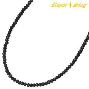 Royal Stag Zest ロイヤルスタッグ ゼスト スピネル ネックレス ブラック チョーカー|baby-sies