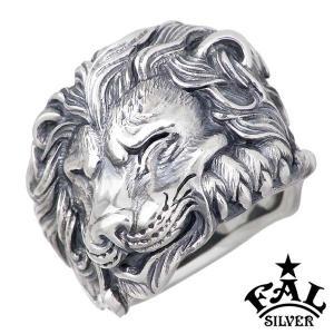 F.A.L FAL エフエーエル スリーピング ライオン シルバー リング ドリーミン 指輪 メンズ 7〜30号