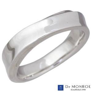 ドクターモンロー Dr MONROE シルバー リング 指輪 ミドル ストリーム シンプル 7〜23号 メンズ レディース|baby-sies