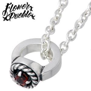 Flower Pueblo フラワープエブロ 蕾のベビー リング Blossom Baby Ring シルバー ネックレス|baby-sies