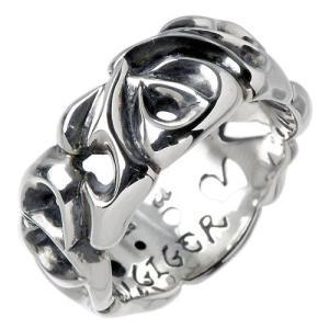 ジゴロウ GIGOR トライバル シルバー リング 指輪 baby-sies