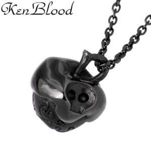 KEN BLOOD ケンブラッド ポイズンアップル ダイヤモンド シルバー ネックレス baby-sies