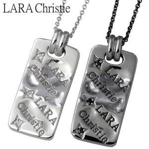 【LARA Christie*ララクリスティー】 バベルペアネックレス[PAIR Label ]  ...