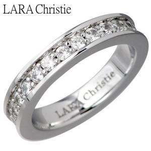 LARA Christie ララクリスティー シルバー リング 指輪 レディース フォーエバー キュービックジルコニア|baby-sies