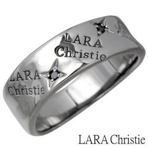 【LARA Christie*ララクリスティー】バベル リング [ BLACK Label ]  『...