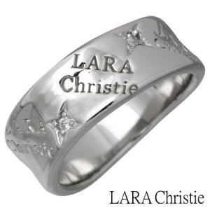 【LARA Christie*ララクリスティー】バベル ペアリング [ WHITE Label ] ...