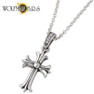 """エッジを効かせた""""十字架""""をスモールサイズで製作したペンダントトップ。 世界最古のモチーフとも言われ..."""