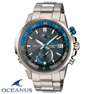 OCEANUS CASIO カシオ・オシアナス カシャロ OCW-P1000-1AJF 国内正規モデル 腕時計|baby-sies