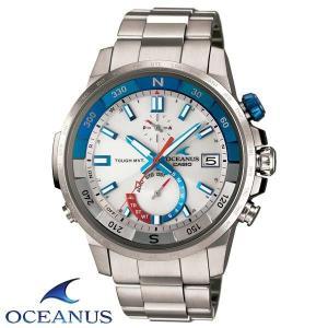 OCEANUS CASIO カシオ・オシアナス カシャロ OCW-P1000-7AJF 国内正規モデル 腕時計|baby-sies