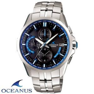 OCEANUS CASIO カシオ・オシアナス 腕時計 Manta マンタ 電波タフソーラー OCW-S3000-1AJF 国内正規モデル|baby-sies