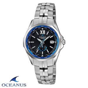 OCEANUS CASIO カシオ・オシアナス 腕時計 ウォッチ OCW-S340-1AJF 国内正規モデル|baby-sies