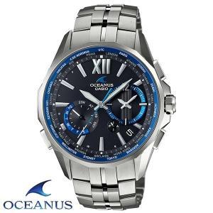 OCEANUS CASIO カシオ・オシアナス 腕時計 MANTA マンタ 電波タフソーラー OCW-S3400-1AJF 国内正規モデル|baby-sies