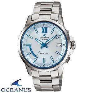 OCEANUS CASIO カシオ・オシアナス クラシックライン 3針デイトアナログモデル OCW-T150-2AJF 国内正規モデル 腕時計|baby-sies