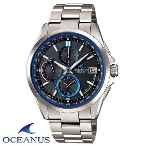 OCEANUS CASIO カシオ・オシアナス クラシックライン OCW-T2600-1AJF 国内正規モデル 腕時計|baby-sies