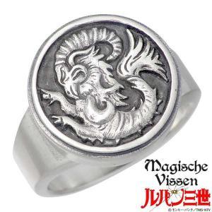 Magische Vissen マジェスフィッセン シルバー リング ルパン三世カリオストロの城 クラリス 指輪|baby-sies