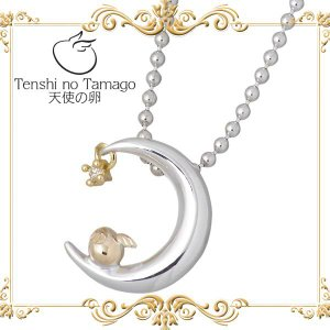 天使の卵 Tenshi no Tamago バースデー シルバー ネックレス baby-sies