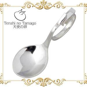 天使の卵 Tenshi no Tamago ベビー シルバー スプーン baby-sies