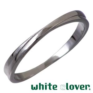 white clover ホワイトクローバー シルバー リング 指輪