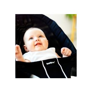ベビービョルン バウンサー ベビーシッターバランス メッシュ ブラック 送料無料 日本正規品 あすつく|baby-smile|03